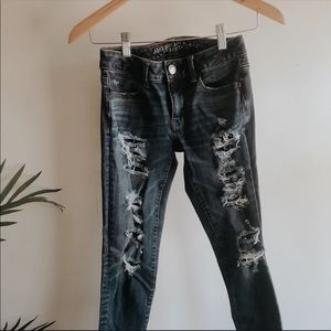AE Jeans 5 for $25